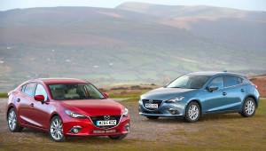 Mazda3 emissions improved
