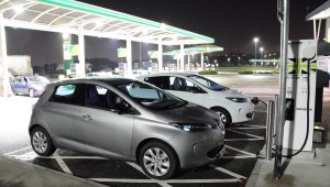 Renault ZOE low emission cars