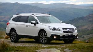 Subaru tops real-life MPG ranking
