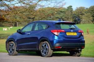Honda HR-V Review - GreenCarGuide.co.uk