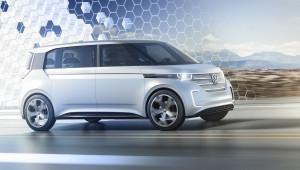 Volkswagen BUDD-e Electric Minivan