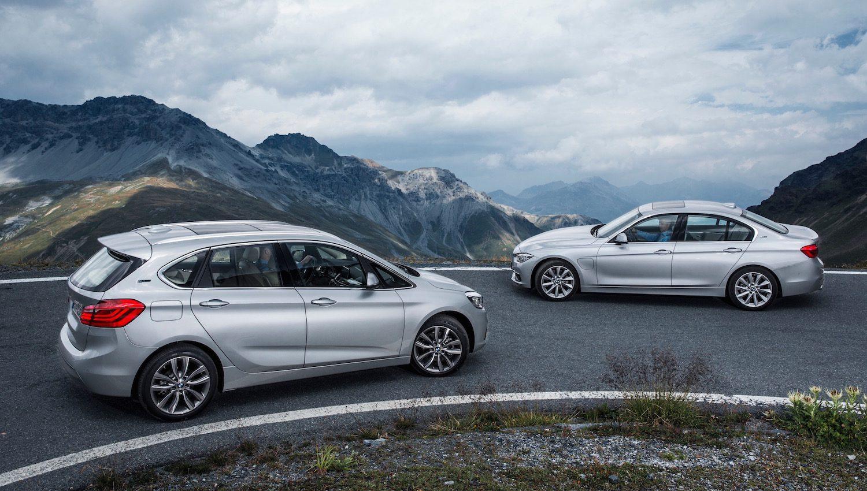 BMW 330e & BMW 225xe