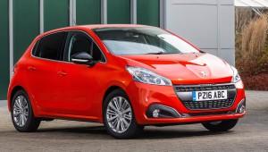 Peugeot 208 1.6-litre BlueHDi: 94.2mpg