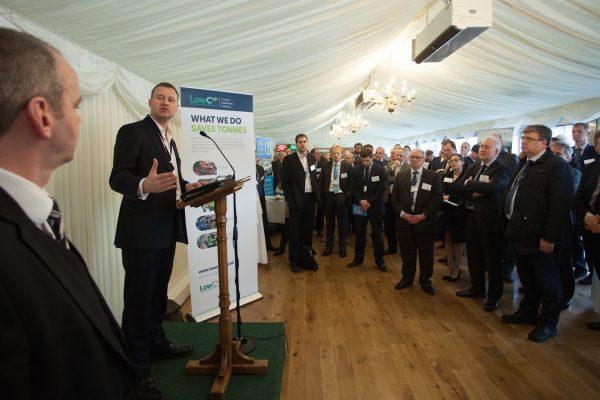 LowCVP Parliamentary Reception Dan Byles