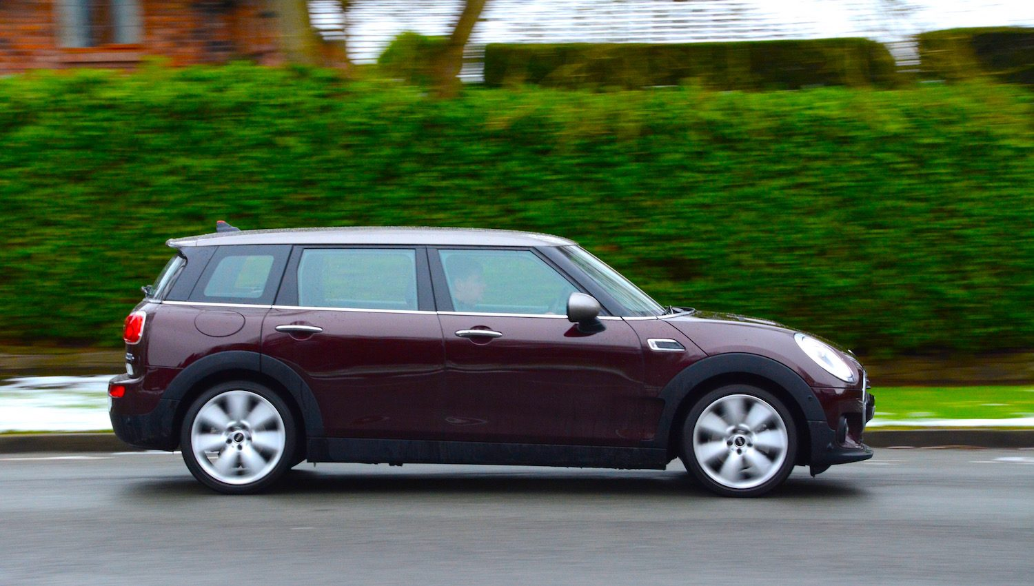 Mini Clubman Review Greencarguidecouk