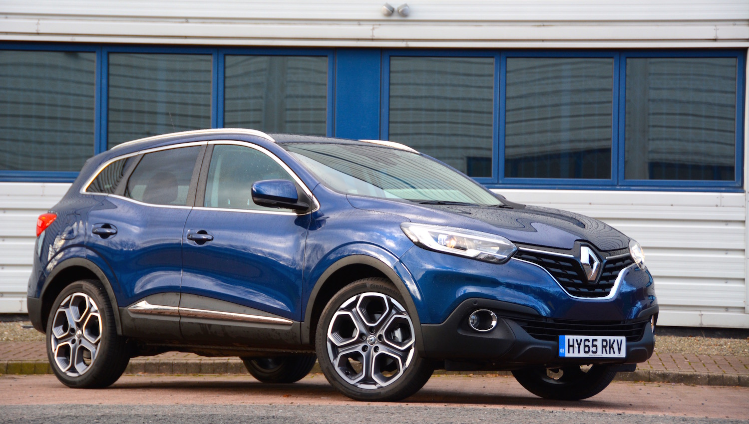 Renault Kadjar Review Greencarguide Co Uk