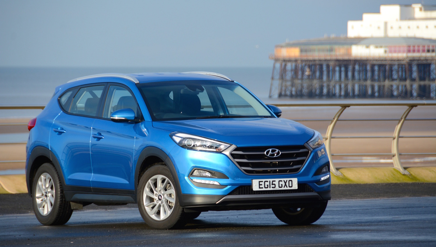 Hyundai Tucson Se Nav 1 7 Crdi 116ps Review