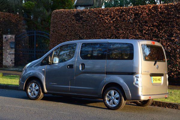 Nissan e-NV200 Combi Visia 7 seat 40 kWh