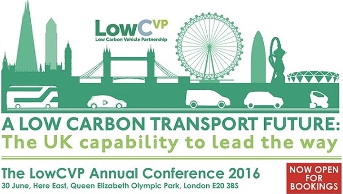 LowCVP Conference 2016