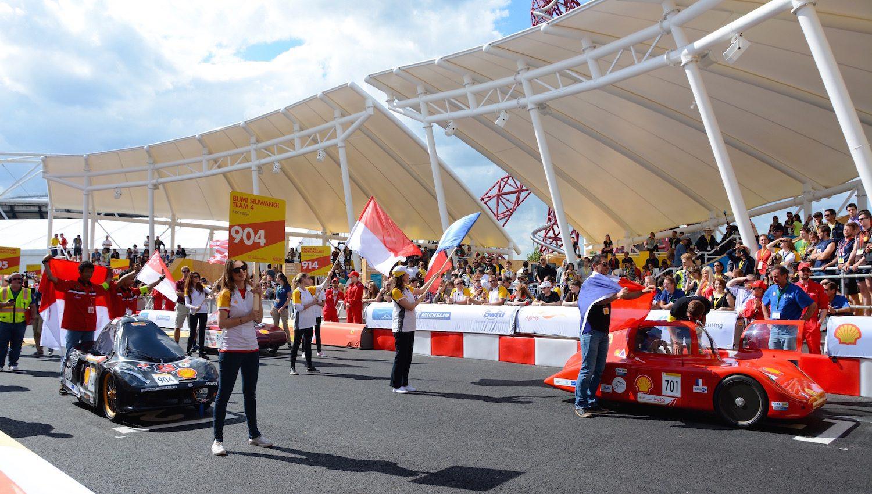 Shell Eco-marathon 2016