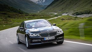 BMW 7 Series plug-in hybrids on sale in UK