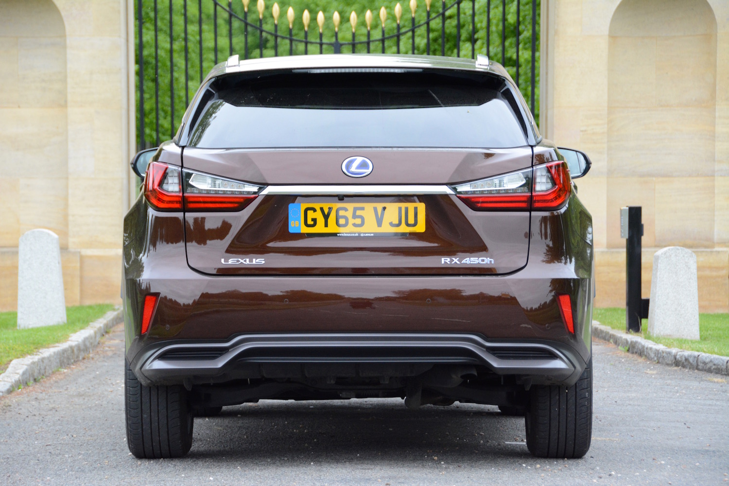Lexus Rx450h Review Greencarguide Co Uk