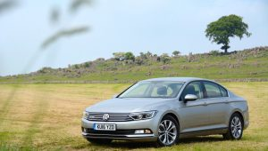 Volkswagen Passat BlueMotion