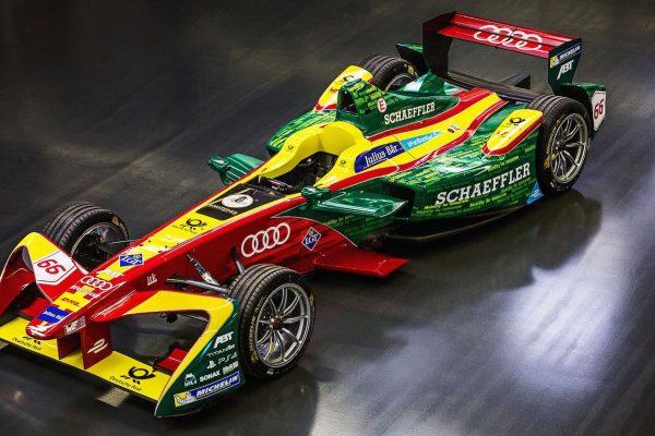 Audi Formula E racing car 2016/2017