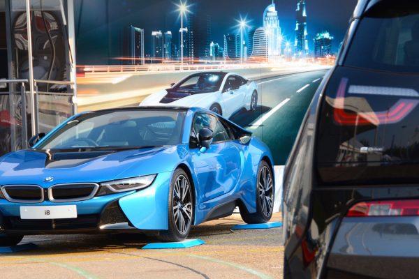 BMW i8 at LCV2016