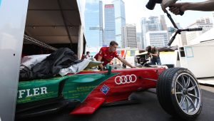 Future is Formula E for Audi