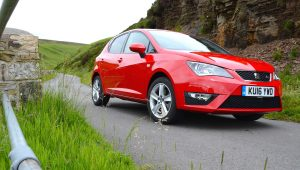 SEAT Ibiza FR 1.0 EcoTSI Review