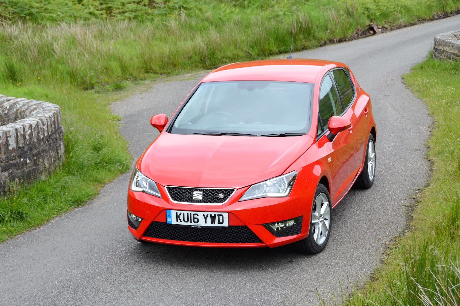 SEAT Ibiza FR 1.0 EcoTSI 110 PS 7-speed DSG-auto