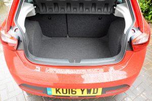 SEAT Ibiza FR 1.0 EcoTSI 110 PS 7-speed DSG-auto