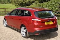 Ford Focus Estate Style ECOnetic 1.5 TDCi 105PS (s/s)