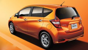 Nissan e-POWER: an electric car powered by a petrol engine