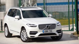 Volvo xc90 t8 Ultra Low Emission Vehicle