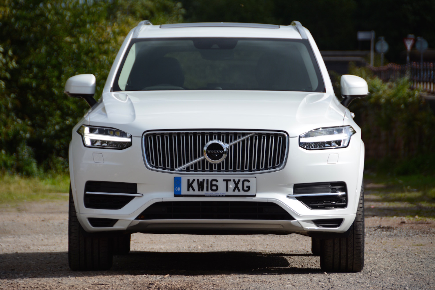 Volvo Xc90 T8 Twin Engine Review Greencarguide Co Uk