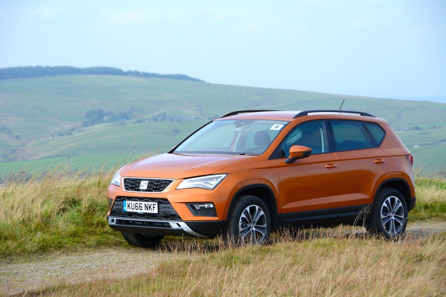 seat ateca review. Black Bedroom Furniture Sets. Home Design Ideas
