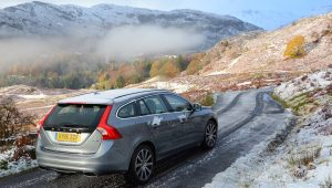 volvo v60 phev Ultra Low Emission Vehicle