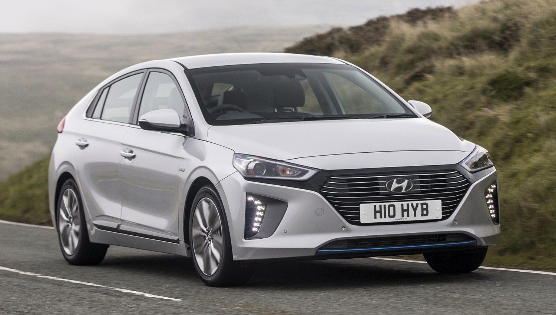 Hyundai IONIQ Hybrid SE 1.6 GDi