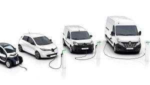 Renault announces two new electric vans