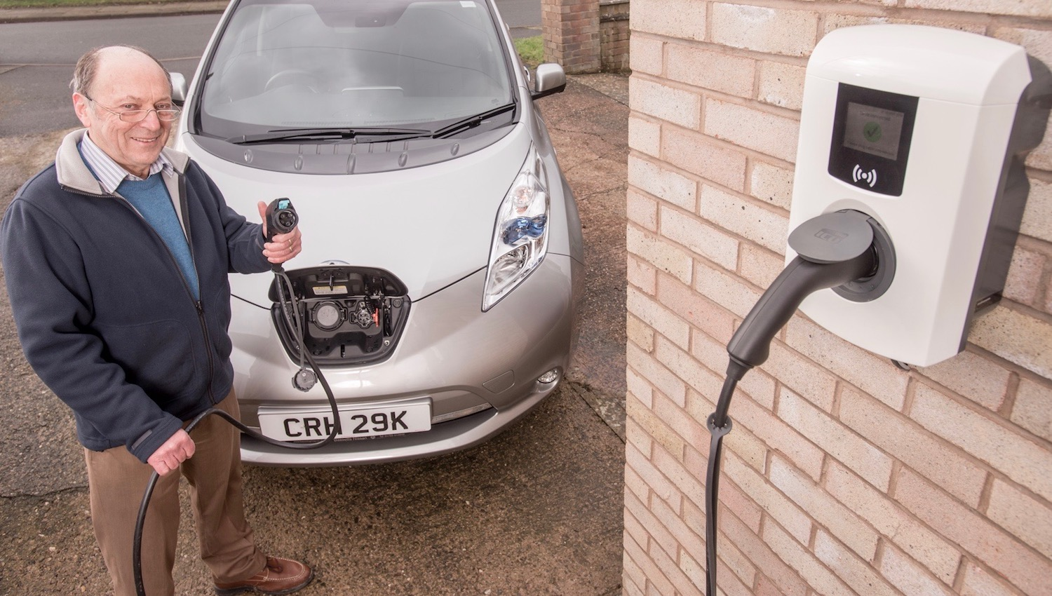 Electric Car Charger Installation Free