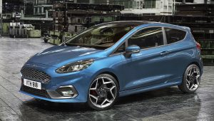New Ford Fiesta ST returns 58mpg