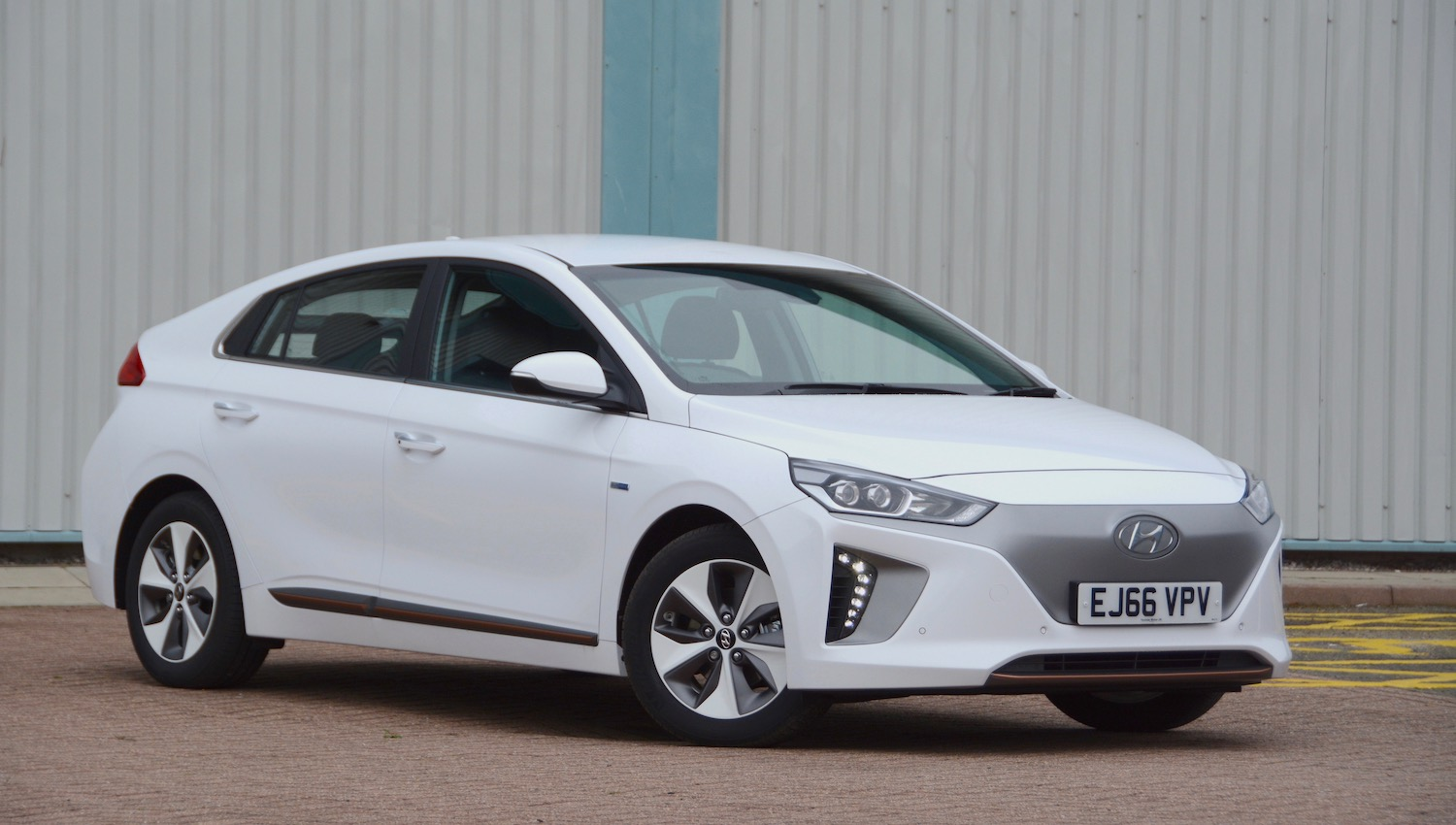 Hyundai >> Living with the Hyundai IONIQ Electric - GreenCarGuide.co.uk