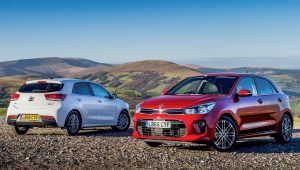 New Kia Rio returns 80mpg