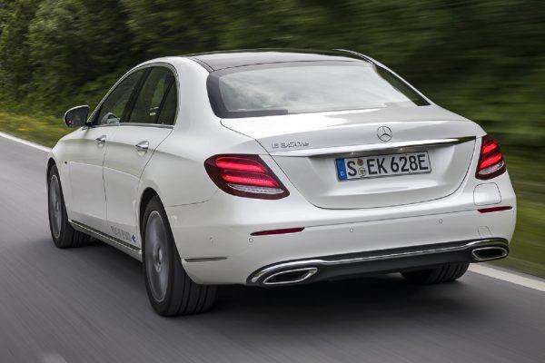 Mercedes-Benz E Class E350e SE 18 inch wheels