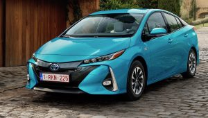 The New Toyota Prius Plug-in