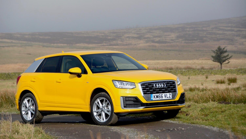 Audi Q2 Review - GreenCarGuide.co.uk
