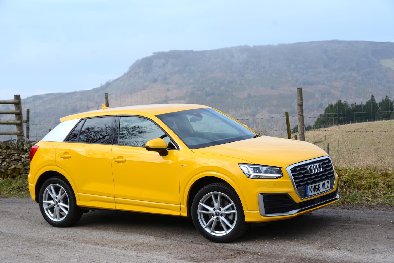 Audi Q2 Review Greencarguide Co Uk