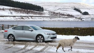 Kia Optima Plug-in Hybrid Review
