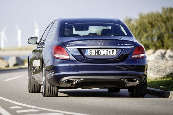 Mercedes-Benz C-Class 350 e Sport 7G-Tronic Plus 17 inch wheels