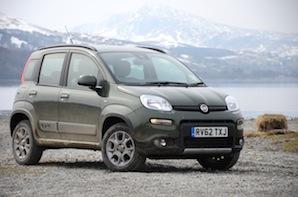 Fiat Panda 4×4 1.3 16v Multijet
