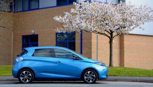 Renault ZOE Z.E.40 REVIEW
