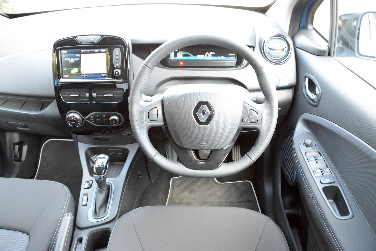 Renault Zoe Z E 40 Review