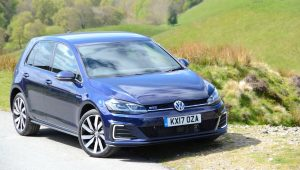 Volkswagen Golf GTE Ultra Low Emission Vehicle