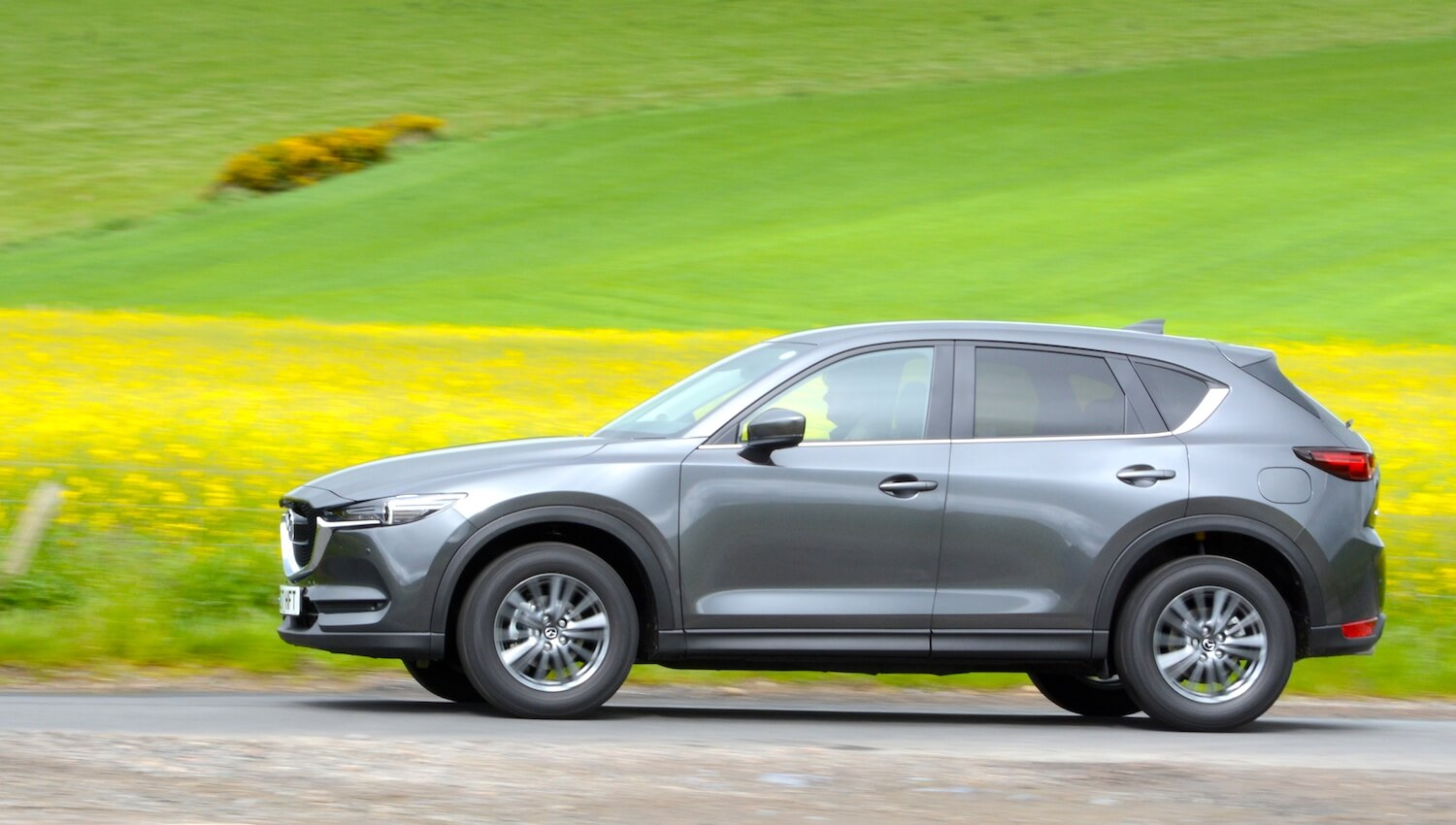 mazda cx 5 review. Black Bedroom Furniture Sets. Home Design Ideas