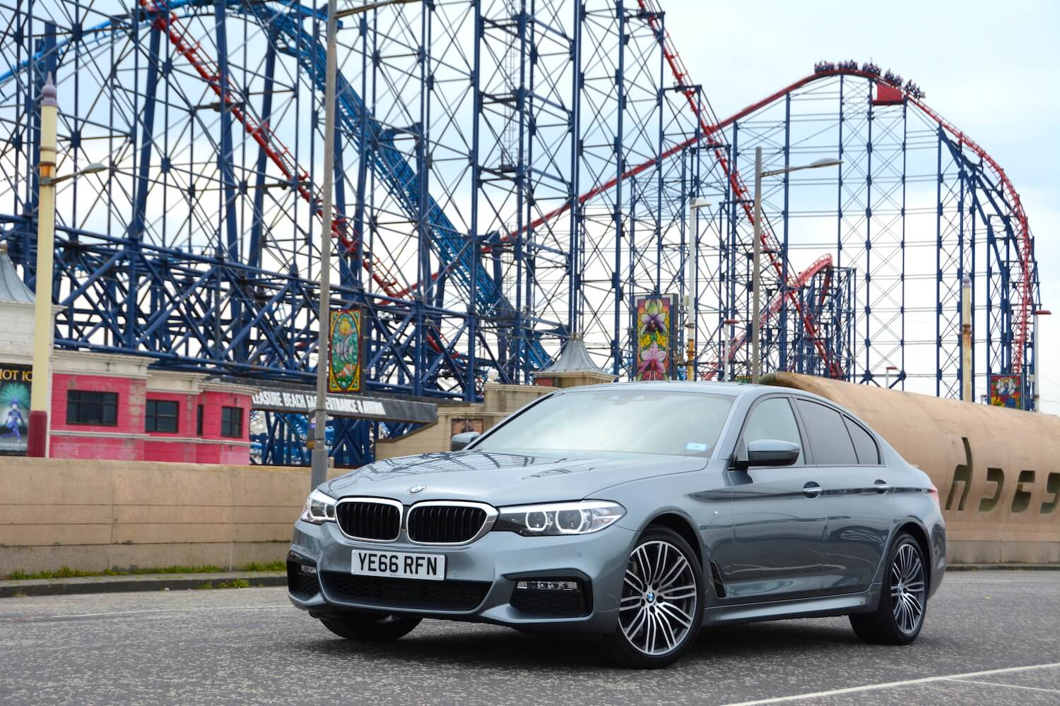 BMW 520d Review - GreenCarGuide co uk