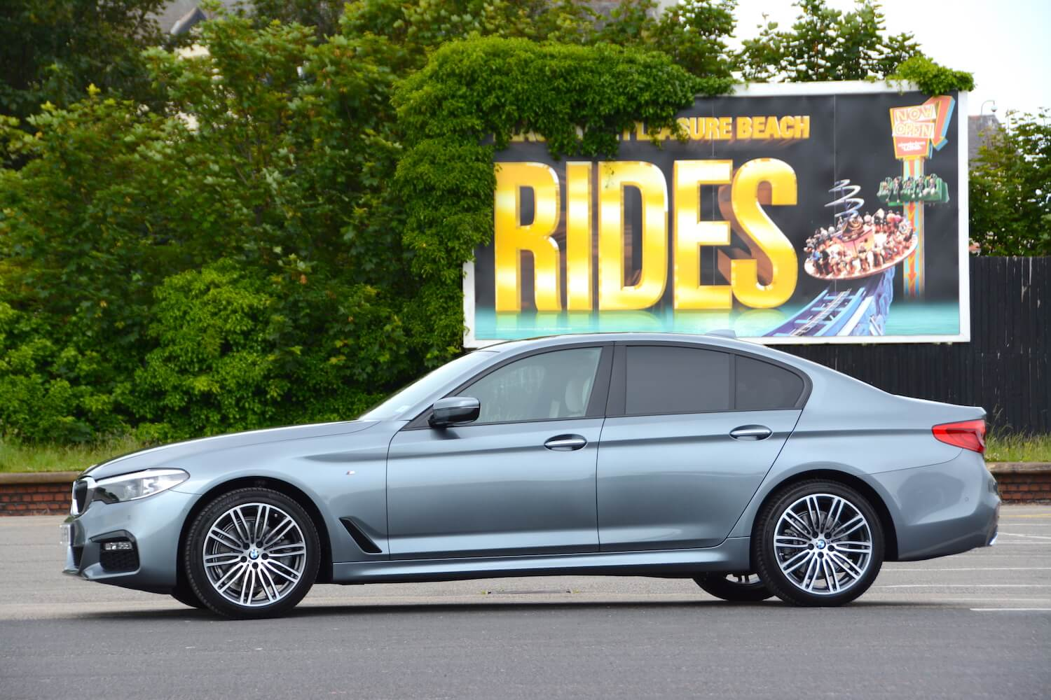 Bmw 520d Review Greencarguidecouk