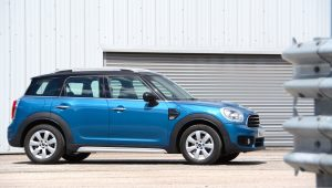MINI Cooper D Countryman Review