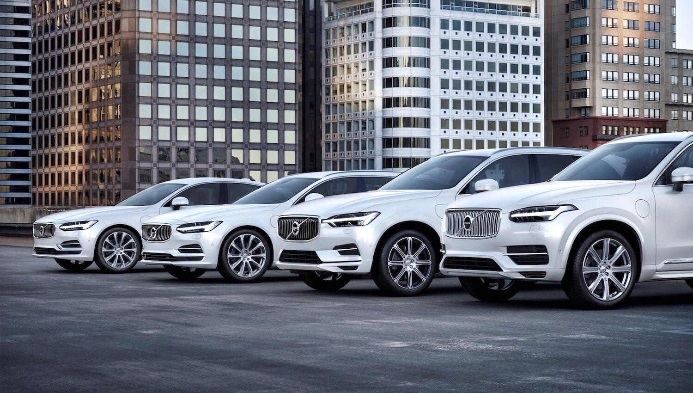 Volvo Twin Engine Range